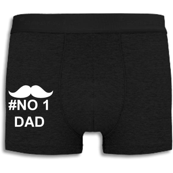 Boxershorts - #NO 1 DAD L