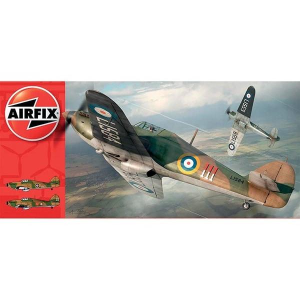 Airfix Hawker Hurricane Mk1 Modellbyggsats
