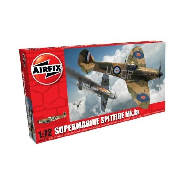 Airfix Supermarine Spitfire MkIa 1:72 Modellbyggsats