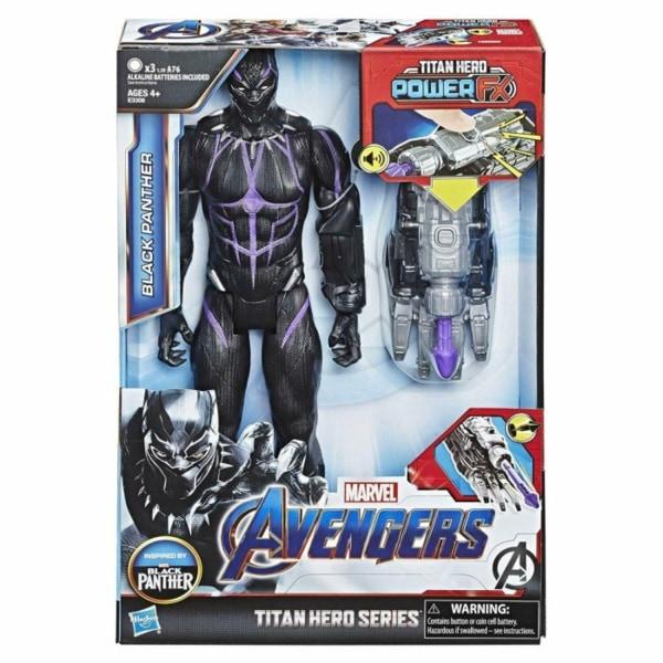 Avengers Titan Hero Power FX Black Panther