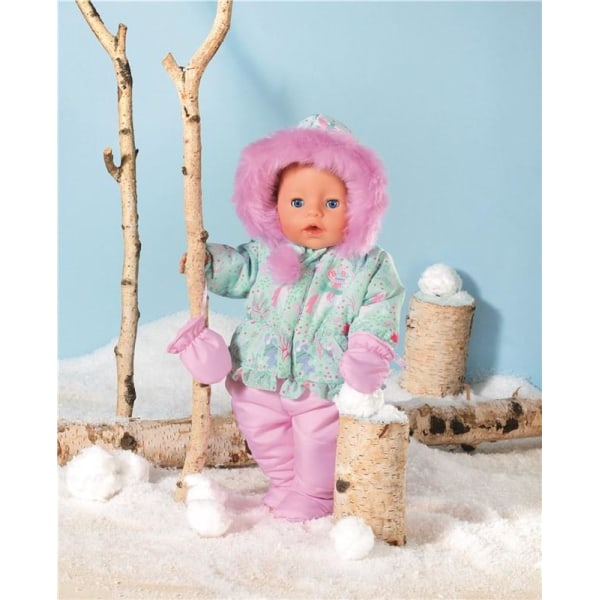 BABY born Soft Touch Winter Edition