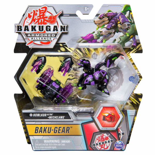 Bakugan Baku-Gear Howklor