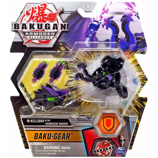 Bakugan Baku-Gear Nillious