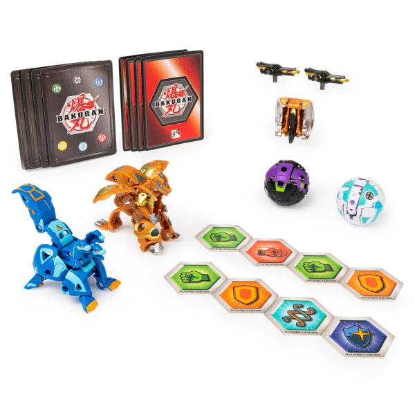 Bakugan Baku-Gear Pack Dragoniod/Howklor