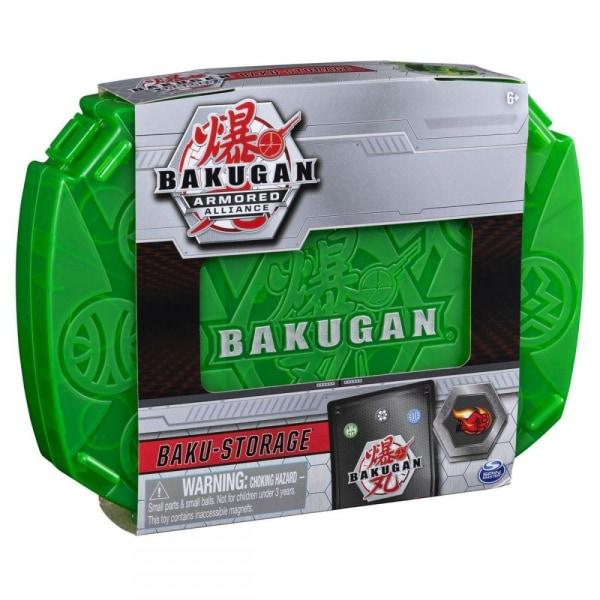 Bakugan Baku-Storage Samlarlåda Grön