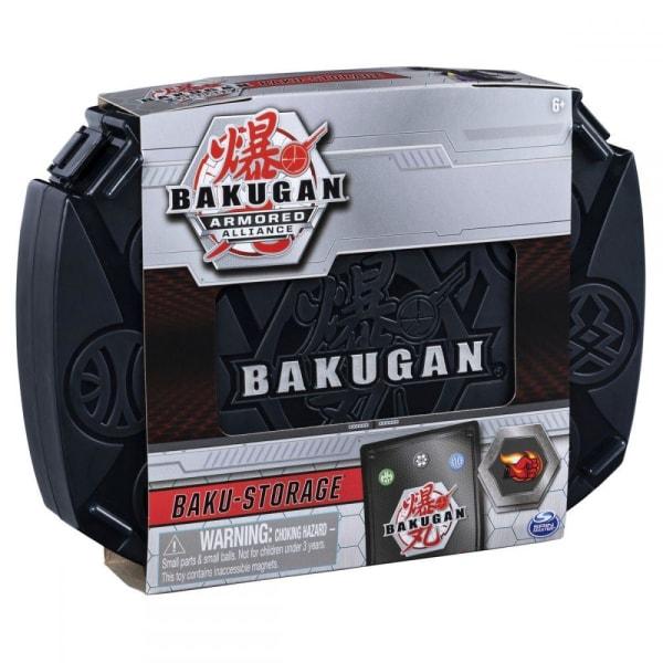 Bakugan Baku-Storage Samlarlåda Svart