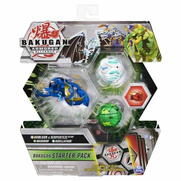 Bakugan Starter Pack S2 Howklor x Serpenteze 20124846