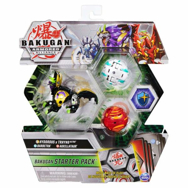 Bakugan Starter Pack S2 Hydorous x Trhyno 20124843