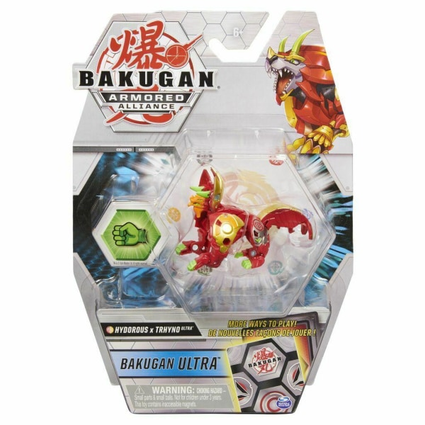 Bakugan Ultra 1-pack Hydorous x Trhyno 20124612