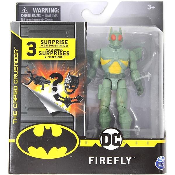 Batman Figur med tillbehör Firefly 5105