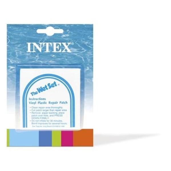 INTEX Lagningslappar Stick-On 6-pack