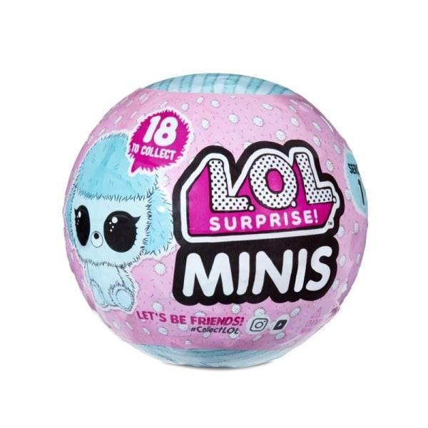 L.O.L. Surprise Minis S1