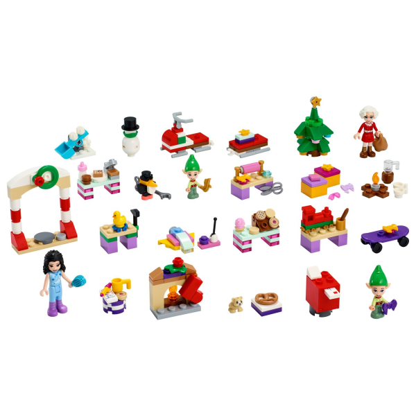 LEGO® Friends Adventskalender 2020 41420