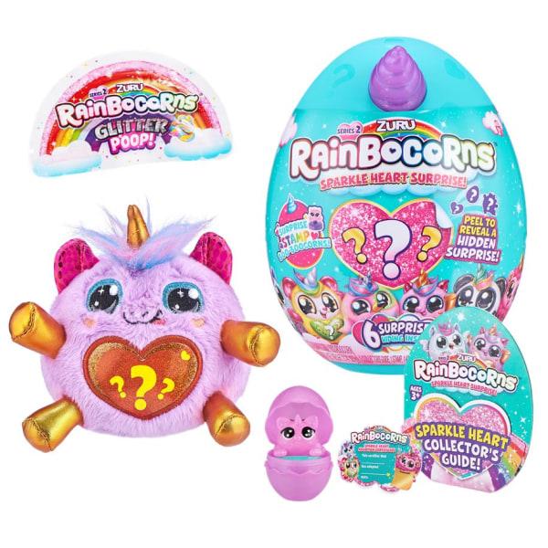 RainBoCorns Sparkle Heart Surprise S2