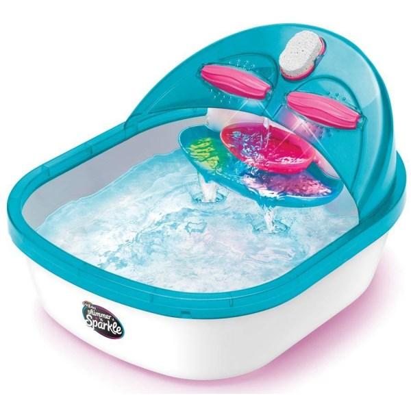 Shimmer n Sparkle Real Massaging Foot Spa