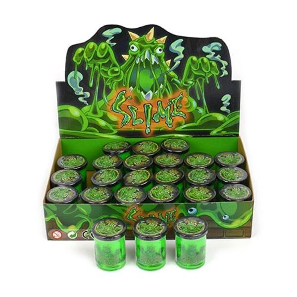 Slime Crazy Monster Grön