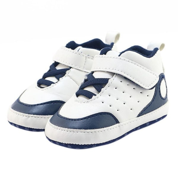 Baby Indoor Non-slip Toddler Shoes Baby Soft Bottom Sneakers White 11