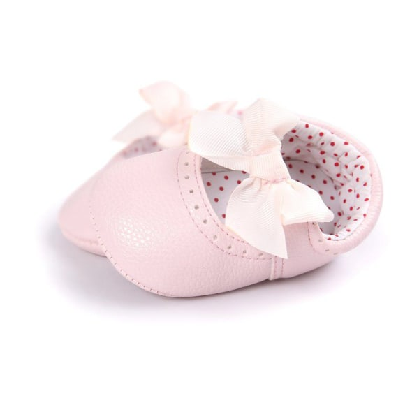 Baby Moccasin Shoes Soft Bottom Leather Toddler Infant Boot white s