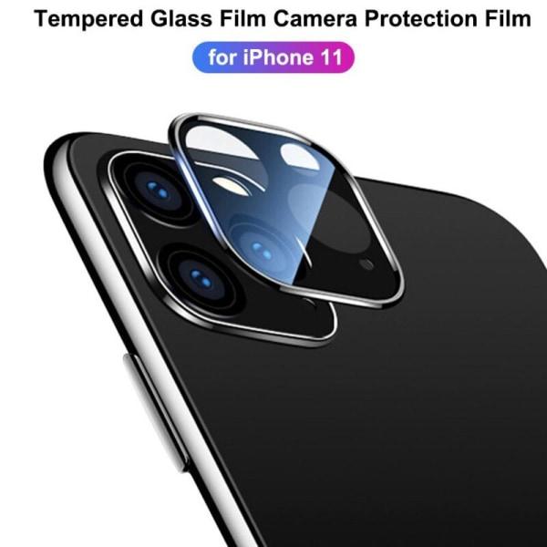 Kameraskydd för iphone 11 / pro / max Fullskyddslinsring