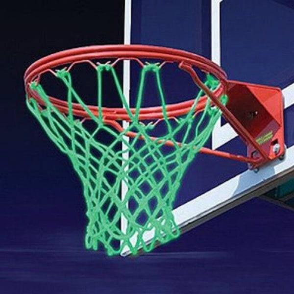 Heavy Duty Basketball Net Replacement Light Up Basketball Net white