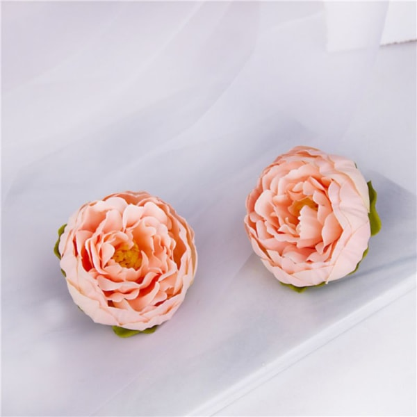 Imiterade Rose Western Peony Buds Core Vine Wedding Decor