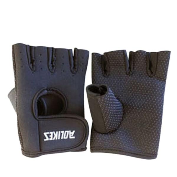 män kvinnor utomhus sport handskar vikt träning fitness handskar