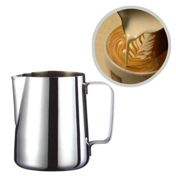 Milk Frothing Coffee Mug Barista Craft Cups Pot tools d 1000ml