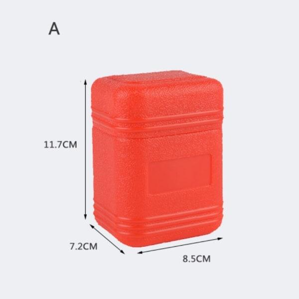 Multifunktionell spis Bärbar låda Förvaring Plastlåda yttre