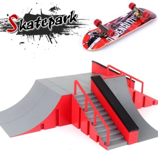 Skate Park Fingerboard Ultimate Parks Skateboard Toys For Kids a