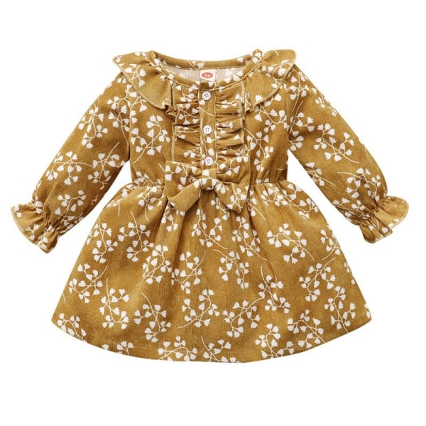 Spring Summer Princess Dresses as the picture 12-18M