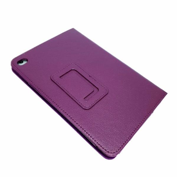 Fodral extra Elegant Lila läderfodral till iPad Mini (2019) Lila