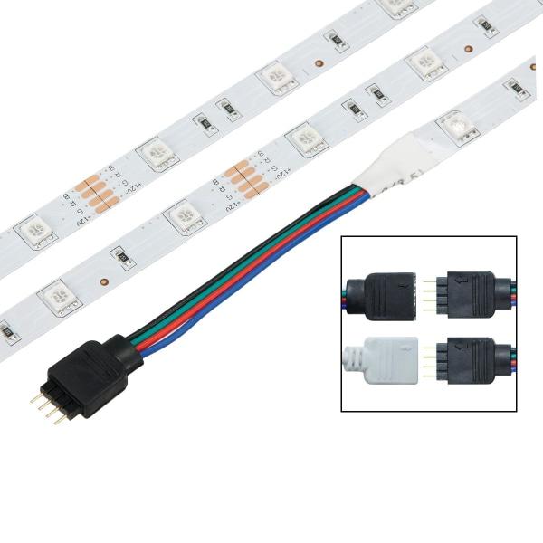 1500cm 15m SMD LED STRIP STRIP RGB 5050 + REMOTE CONTROL +