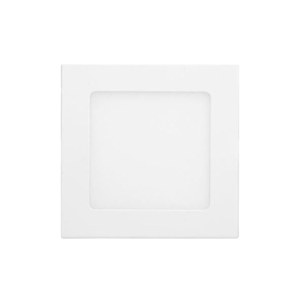 Set med 30 LED-paneler neutralvit kantad 12W vägglampa ytlampa