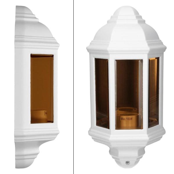 Aluminium utomhus lampa vägglampa vägglampa lampa ljus retro