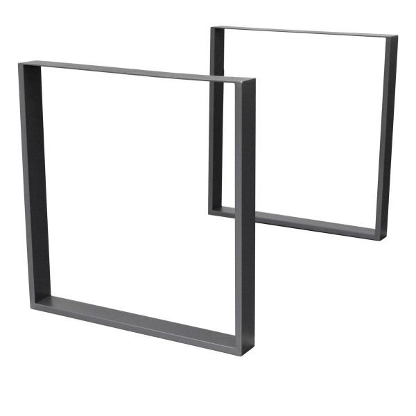 Bordsben bords löpare bordsfot bord pelarbord bas 90 x 72 cm