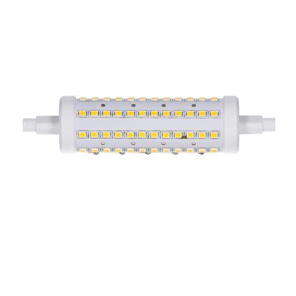 ECD Germany 2 pack R7S LED-lampor 12W 118mm 720 lumen AC