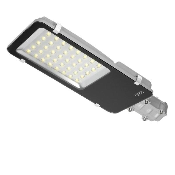 ECD Germany 6 piece LED gatubelysning 40W - 6000K kall vit -