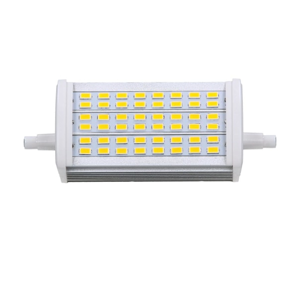 ECD Germany 8-pack R7S LED-lampor 15W 118mm 800 Lumens SMD5730