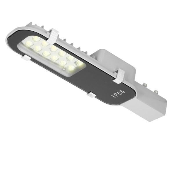 ECD Germany 8 x LED gatubelysning 12W - 4000K neutralt vitt -