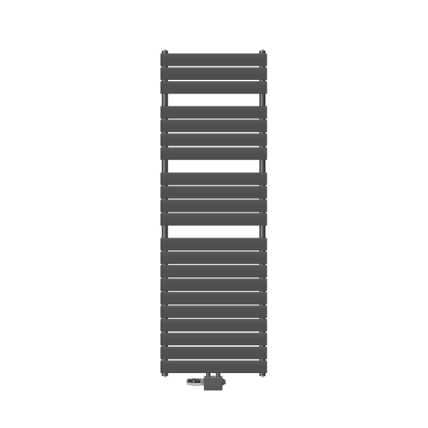ECD Germany Badrumsradiator Ångdesign radiator centralanslutning