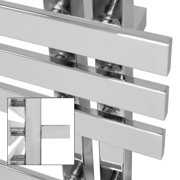 ECD Germany Iron EM design badrumsradiator elektrisk med