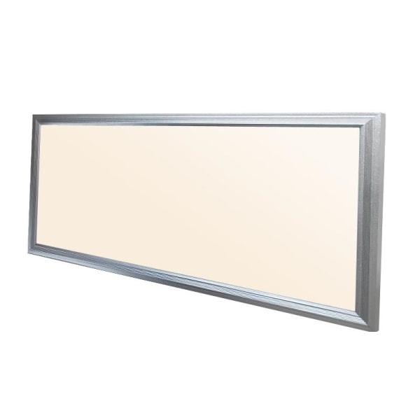 ECD Germany LED panelen 18W - 60 x 30 cm - 7-Pack - Ultra tunna