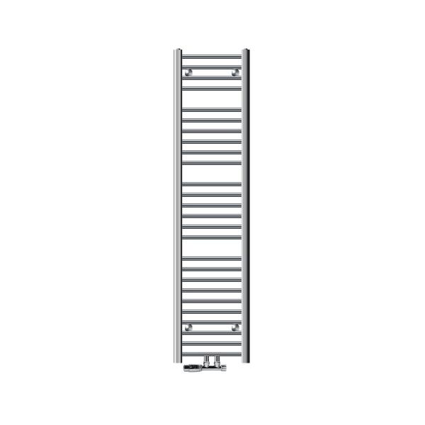 Handduk med vägganslutningsuppsättning inkl. Termostat ECD