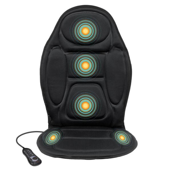 Massagematta Massagedyna Massage sittdyna Massager Värmefunktion