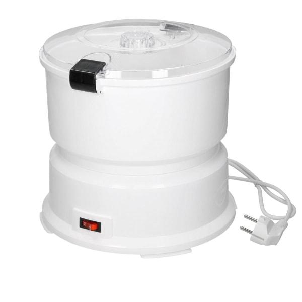 ECD Germany Elektrisk potatisskalningsmaskin med rivjärn i