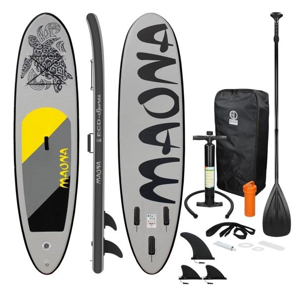 Surfingbräda Stand Up Paddle SUP styrelse Maona paddel ombord
