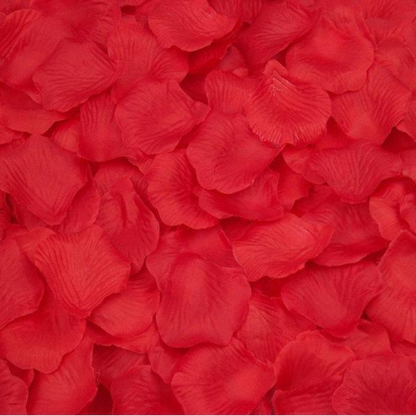 500-pack Rosenblad olika färger lila