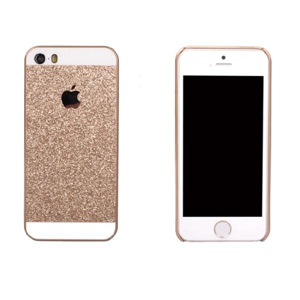 Iphone 6/6s Glitterskal - olika färger blå