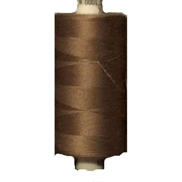 Sytråd Coats 1000m Ljusbrun 08570