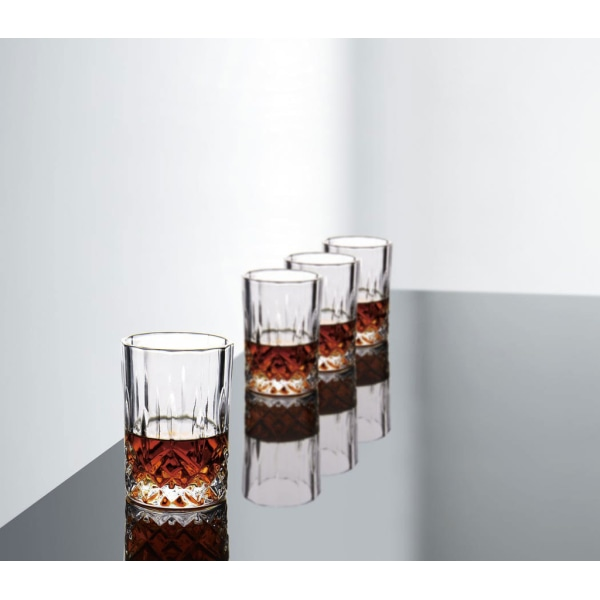 Aida Harvey Shotglas 4,7 cl Klar 4 pack